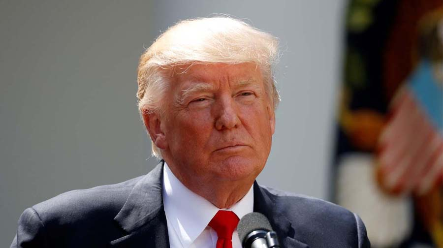 Ambassade Trump