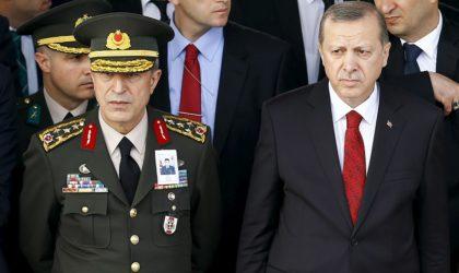 La Turquie sur tous les fronts