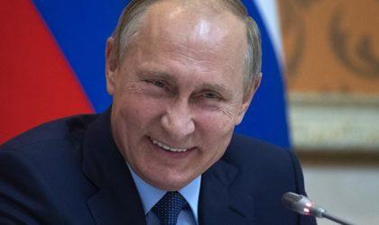 Russie : Vladimir Poutine annonce sa candidature à la présidentielle de mars 2018
