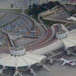 nouvelle aérogare aéroport international Houari-Boumediene