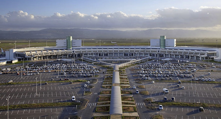 aerogare aéroportuaires