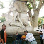 Aïn El-Fouara statue