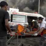 ambulanciers Palestine