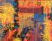L'artiste peintre algérienne Anissa Berkane expose à Londres