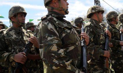 Cinq éléments de soutien aux groupes terroristes arrêtés à Batna