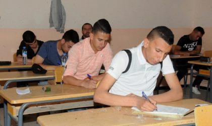 Benghebrit donne le coup d'envoi des épreuves du baccalauréat depuis Tébessa