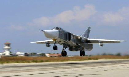La Russie envoie six bombardiers pour frapper Daech en Syrie