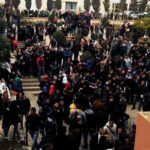 bouira étudiants affrontements