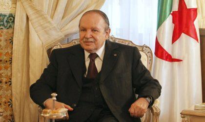 Bouteflika: «L'Ecole et l'Université ne sont pas une arène d'affrontement idéologique et politique»