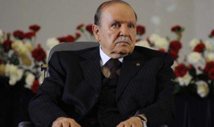 Bouteflika signe cinq décrets mémorandums d'entente et de coopération avec plusieurs pays
