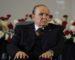 Bouteflika préside une réunion du Conseil des ministres