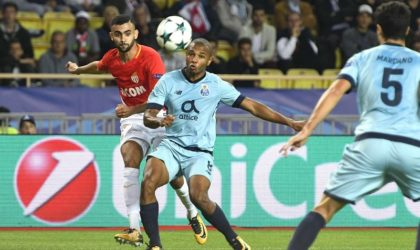 Ligue des champions d'Europe: Brahimi butteur et passeur face à Monaco