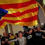 Carles Puigdemont a salué la victoire du camp indépendantiste