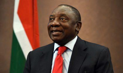 Afrique du Sud: Cyril Ramaphosa nouveau patron de l'ANC