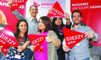 Djezzy signe un contrat de 110 millions de dinars avec une entreprise nationale