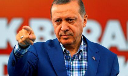 Les Al-Saoud et les Al-Nahyane déclarent la guerre au sultan d'Ankara