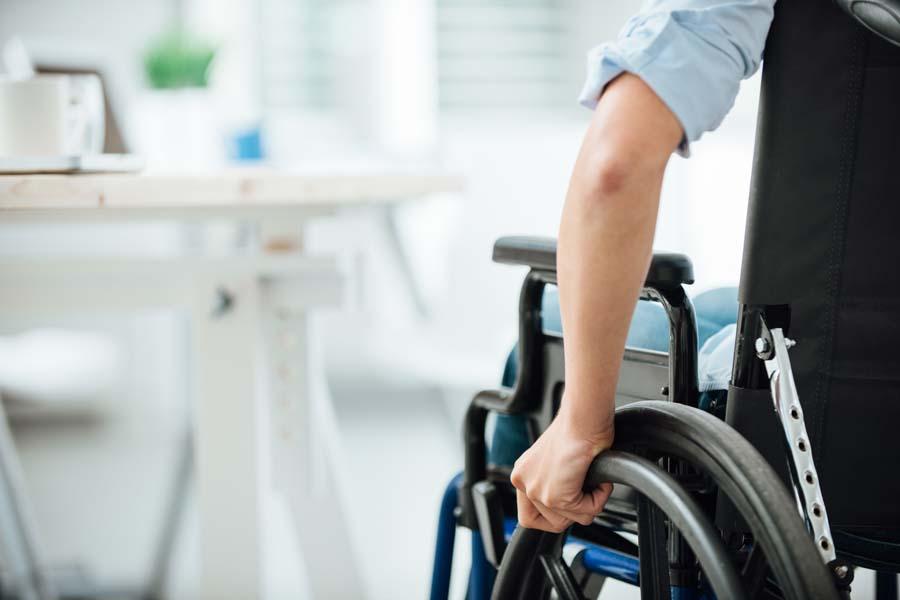 Fauteuil handicapés