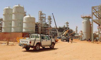 Sonatrach-BP-Statoil: signature d'un avenant de contrat pour accroître les réserves gazières