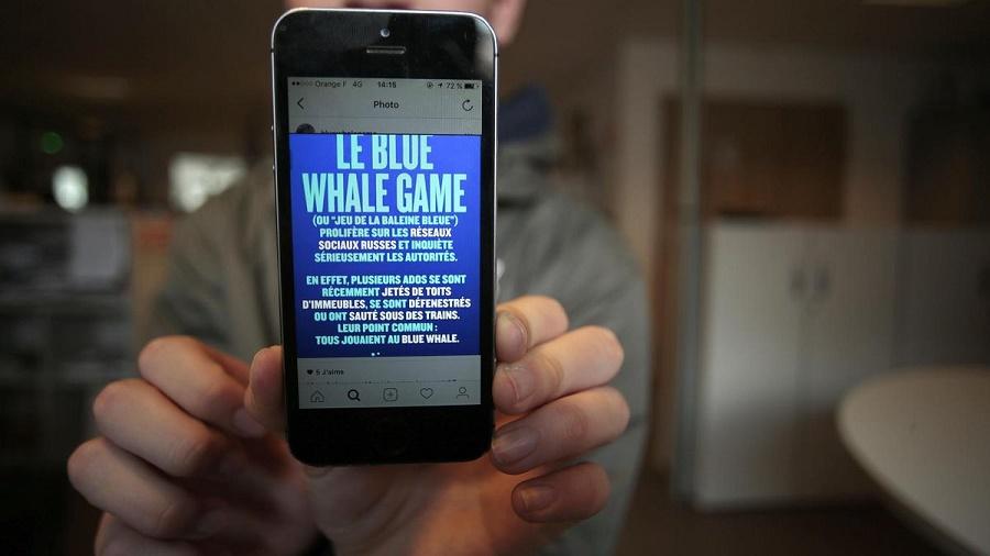 jeu Blue Whale