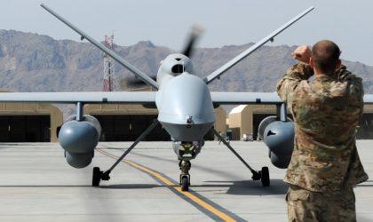 Les Etats-Unis imposent leurs drones tueurs à nos frontières sud