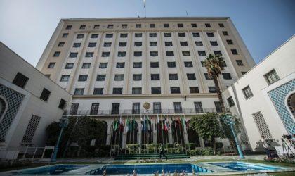 Réunion des ministres arabes des Affaires étrangères: Messahel samedi au Caire