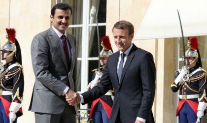 Isolé, le Qatar se résout à acheter la protection de la France