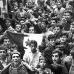 manifestation guerre d'Algérie