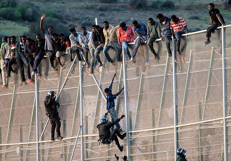 Les deux parties ont insisté sur l'importance de traiter les causes derrière les flux migratoires illégaux
