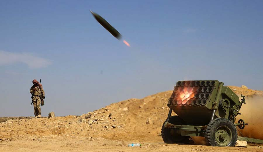 missile Houthis