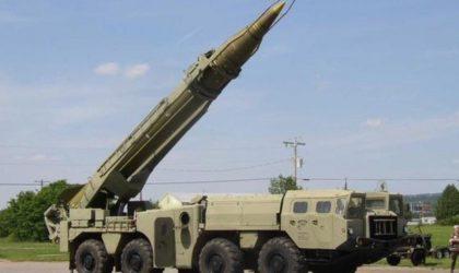 Interception par l'armée syrienne des missiles israéliens près de Damas