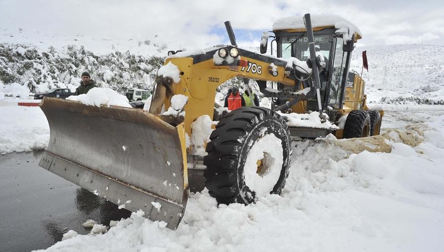 neige BMS intempéries algérie