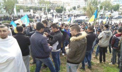 Marches et grèves pour tamazight: forte mobilisation à Tizi Ouzou et Béjaïa, répression à Bouira