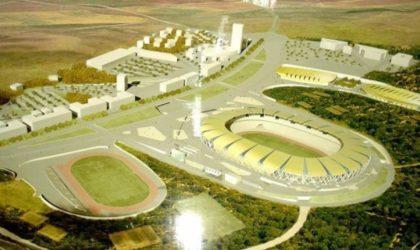 Nouveau stade d'Oran: une assiette supplémentaire de 25 ha pour le parking