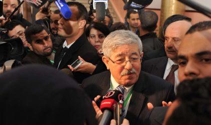 Ouyahia : «Tout ce qui se dit au sujet de tamazight est une manœuvre démagogique»