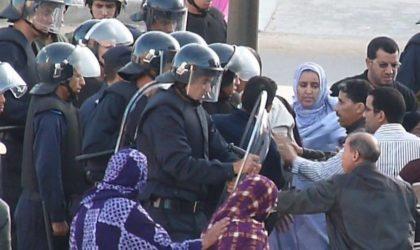 Sahara Occidental: des blessés parmi les manifestants à Boujdour