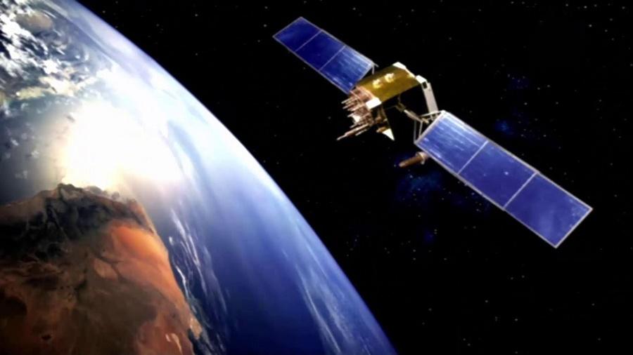 Le nouveau satellite couvre toute l'Afrique du Nord et le Moyen-Orient, contrairement au satellite E5WA