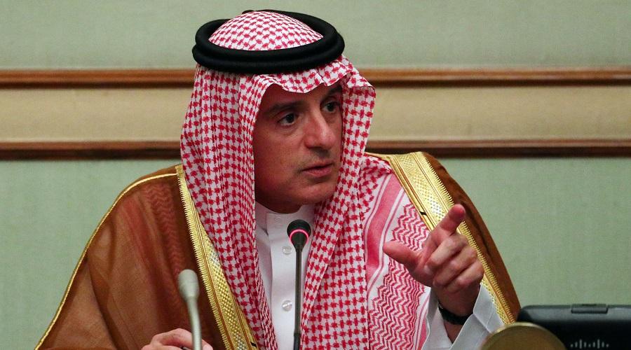 Al-Saoud banderole Salman Aïn M'lila