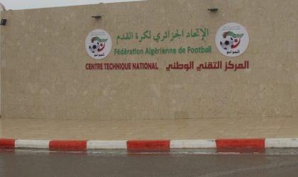 Football: la sélection algérienne A' en stage à Sidi Moussa