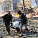 L'attentat le plus meurtrier de l'histoire de la Somalie a fait jusqu'à 512 morts, le 14 octobre 2017, lorsqu'un camion piégé a explosé à Mogadiscio