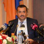 Mohamed Arkab, PDG de Sonelgaz. D. R.