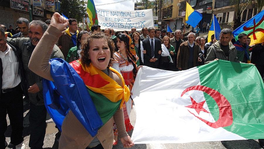 yennayer tamazight Bouteflika