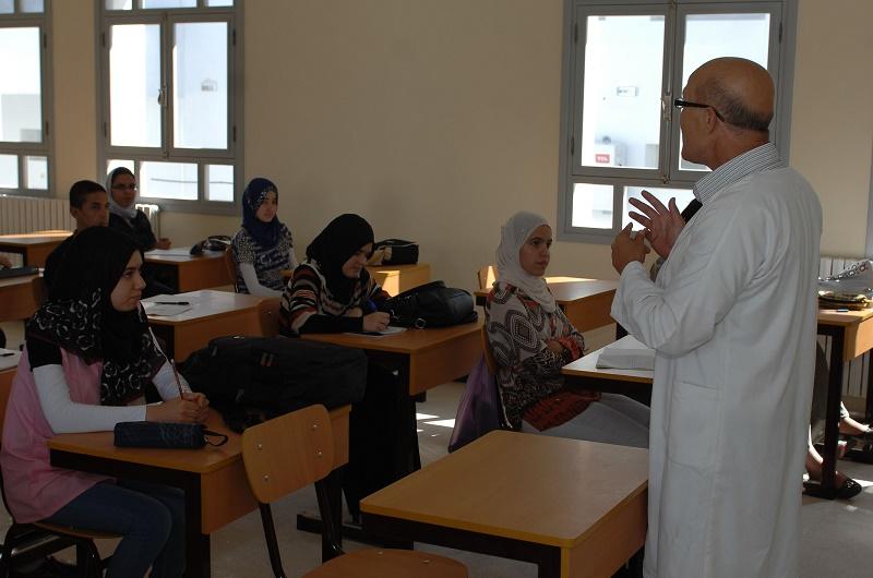 L'enseignement de tamazight a commencé en 1995 avec des moyens limités