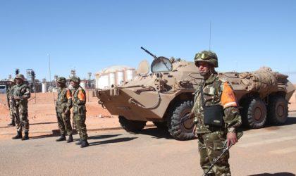 Ouargla: peine capitale contre des éléments d'une organisation terroriste
