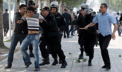 La rue gronde en Tunisie : vers un retour aux émeutes généralisées de 2011 ?