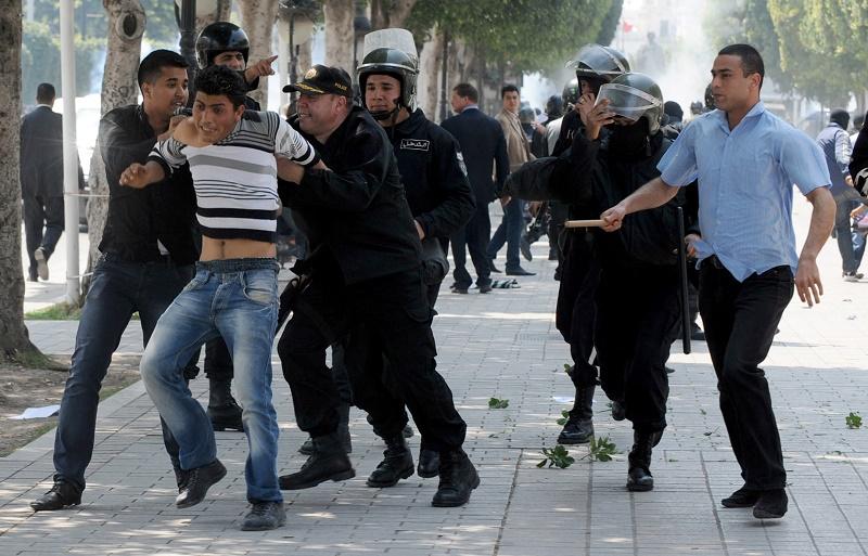 La Tunisie continue à vivre des protestations pour des revendications sociales