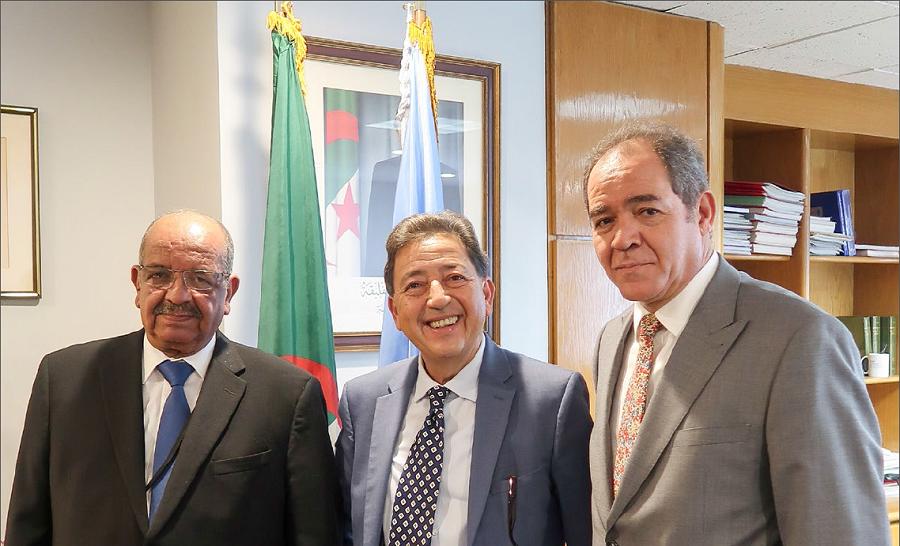 L'AG de l'ONU, et à l'initiative de l'Algérie, proclame à l'unanimité le 16 mai Journée internationale du vivre-ensemble en paix