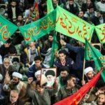 Iran manifestations