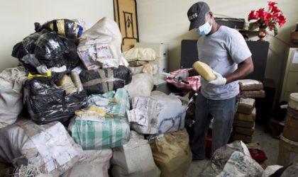 Encore des saisies de drogue à Sidi Bel Abbès, Tlemcen et Ouargla