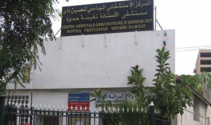 L'hôpital Parnet : les malades attendent des médecins absents