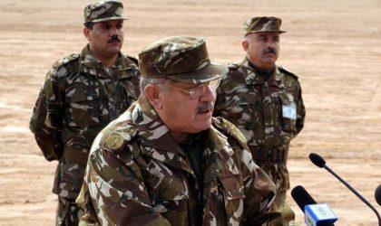Gaïd Salah: «Les forces armées sont fières de leurs grands exploits vers le progrès»